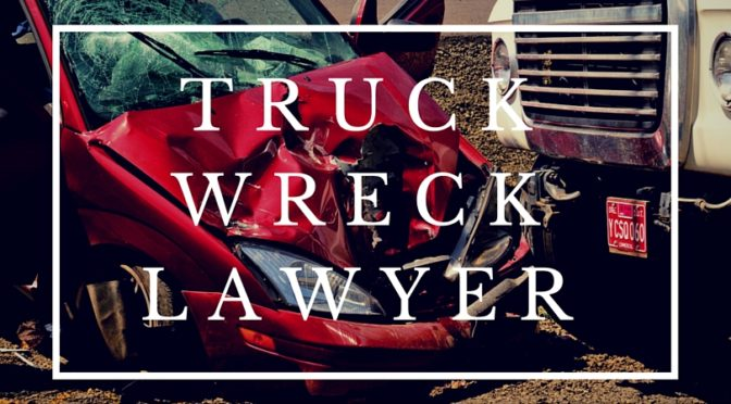 Pensacola Truck Wreck Lawyer