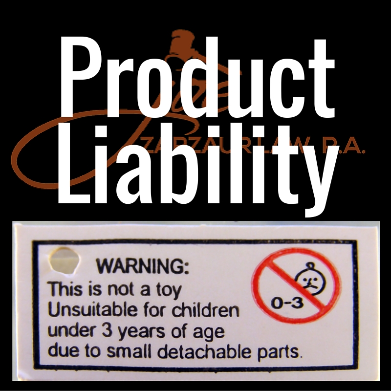 Pensacola Product Liability