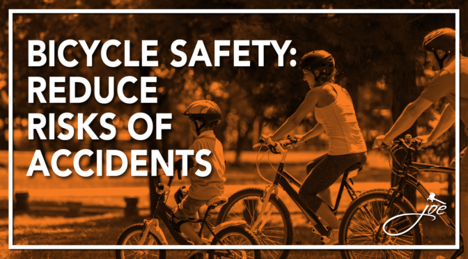 Renewed Popularity of Riding Bikes: Safety is More Important Than Ever.